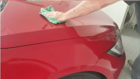 Ceramic Car Coating Paint Protection Detail
