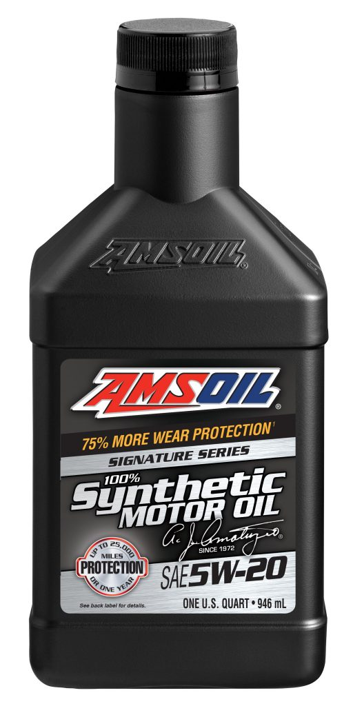 Best Engine Protection - AMSOILSynthetic Motor Oil