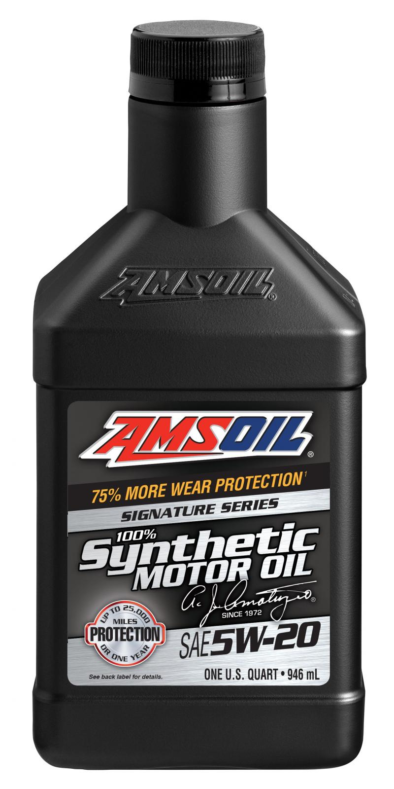 Amsoil Signature Series Synthetic Motor Oil Pittsburgh