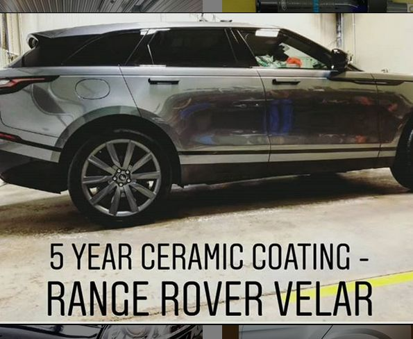 Car Ceramic Coating Service | Paint Protection | 5 Year