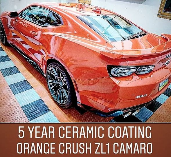 Car Ceramic Coating Service | Paint Correction Detailing Pittsburgh