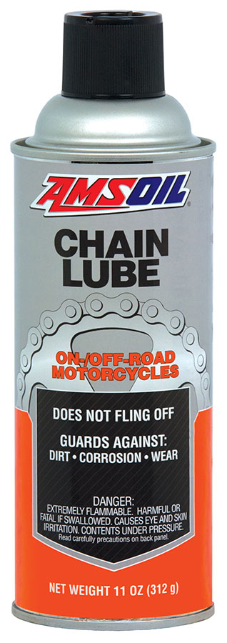 AMSOIL Chain Lube - On and Off Road Motorcycle Protection