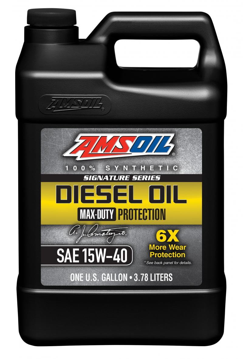 Synthetic Diesel Motor Oil & Engine Protection | AMSOIL