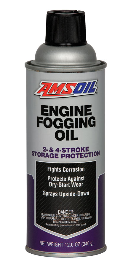 Engine Fogging Oil - Storage and Rust Protection