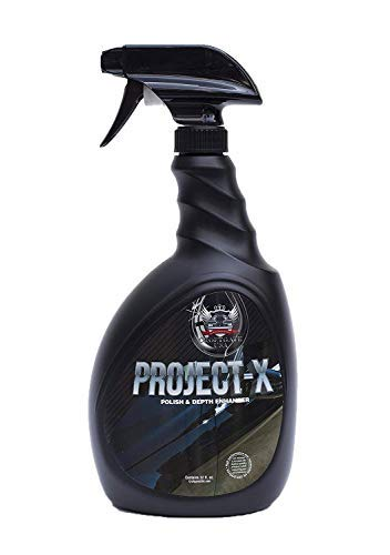 Project X Paint Depth and Shine Enhancer Sealant