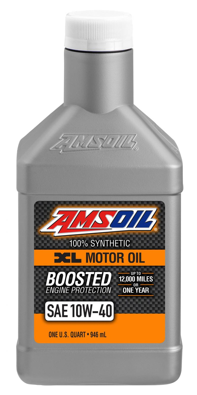 AMSOIL XL Boosted Synthetic Motor Oil Pittsburgh